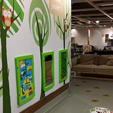 r alisations centres commerciaux advita. Black Bedroom Furniture Sets. Home Design Ideas
