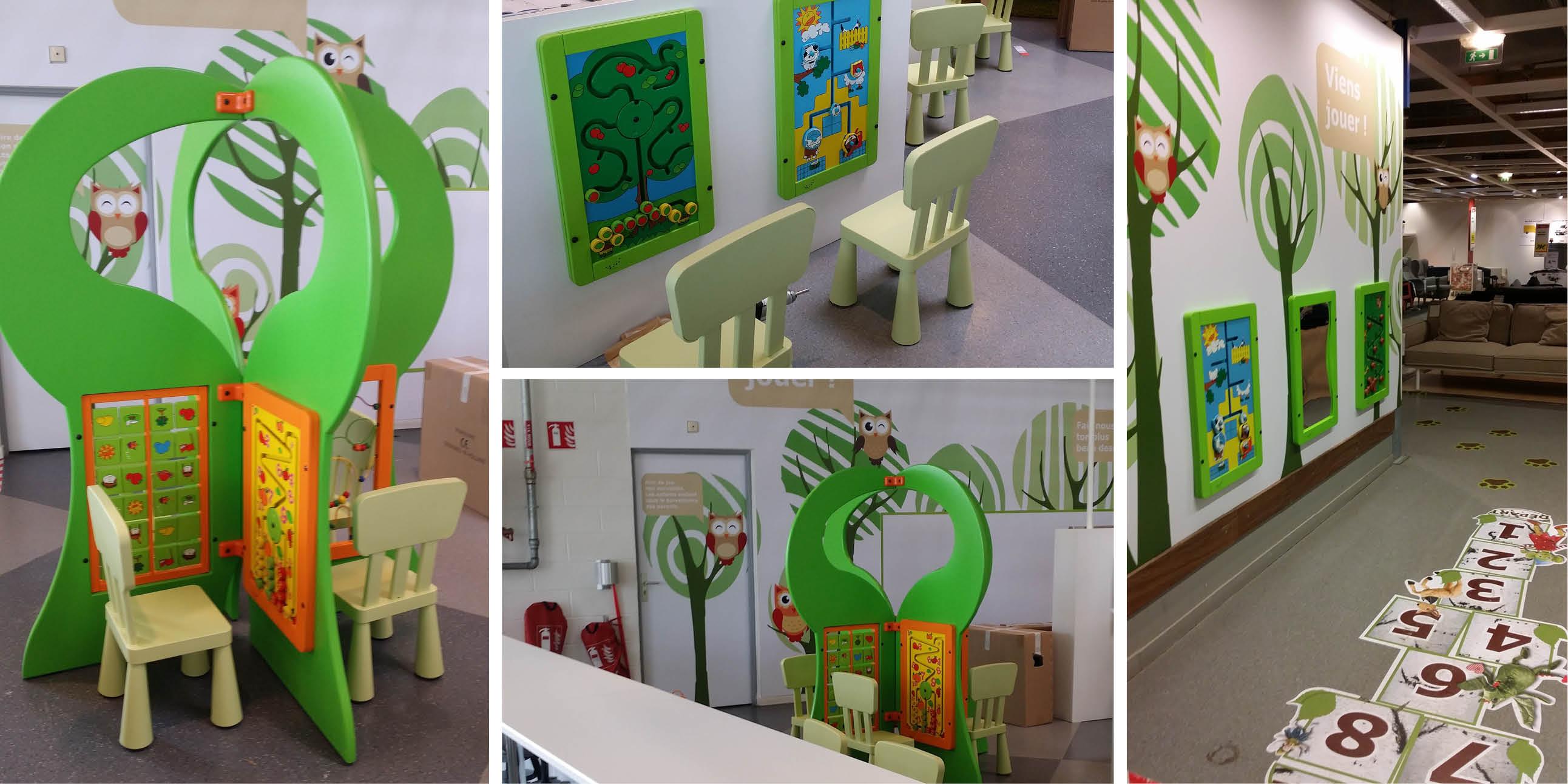 espace enfant magasin ikea advita. Black Bedroom Furniture Sets. Home Design Ideas