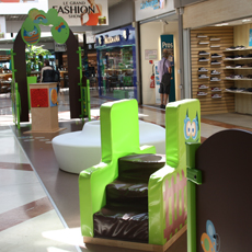 proposer un espace de jeux dans la galerie marchande advita. Black Bedroom Furniture Sets. Home Design Ideas