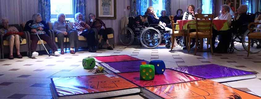 accueillir les familles pour les visites des personnes ag es en maison de retraite advita. Black Bedroom Furniture Sets. Home Design Ideas